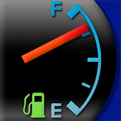 fuel gauge battery widget