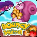 Bouncy Squirrel icon
