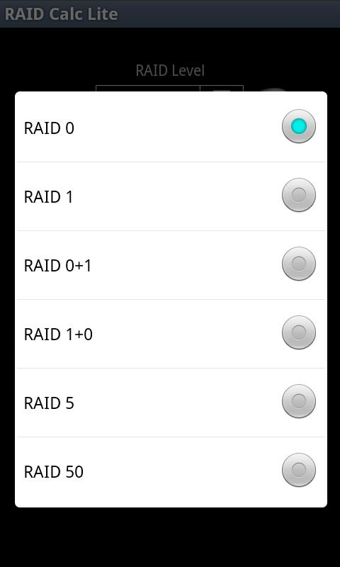 Raid calc lite android apps on google play Raid 5 calc