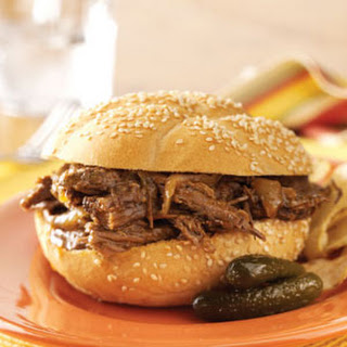 Chipotle Beef Sandwiches Recipe