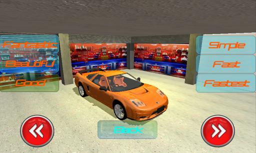 The Racing Car 3D