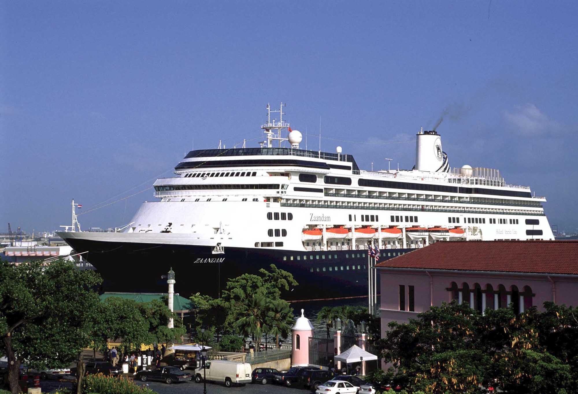 Holland America Line Zaandam Cruise Ship Cruiseable - Zaandam ship