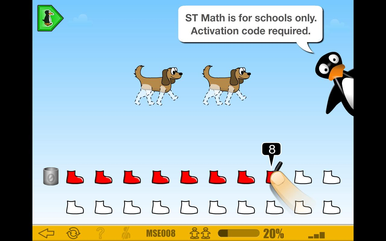 ST (JiJi) Math: School Version - screenshot