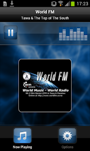 World FM- screenshot thumbnail
