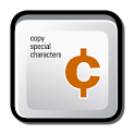 Copy Special Characters icon