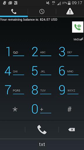 Mr Dial Calling App