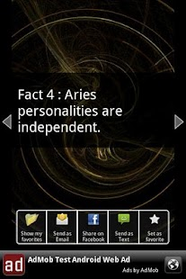 Aries Facts - screenshot thumbnail