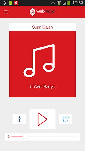 b Web Radyo