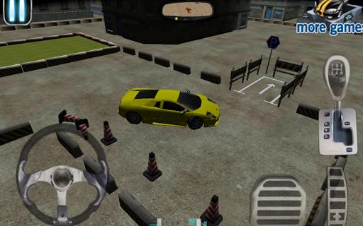 車両駐車3D Parking simulator