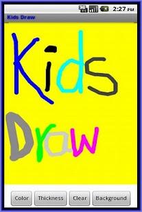 Kids Draw- screenshot thumbnail