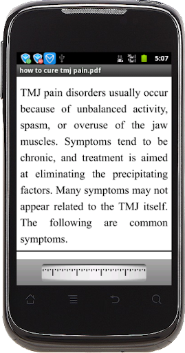 how to cure tmj pain