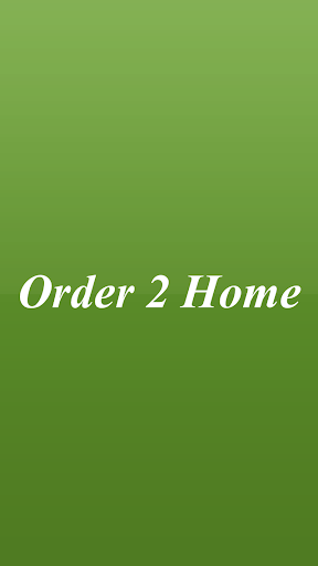 Order2Home