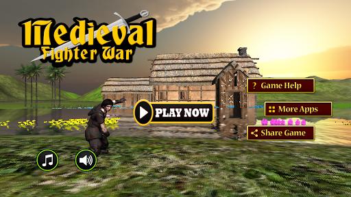 medieval Fighter war 3D