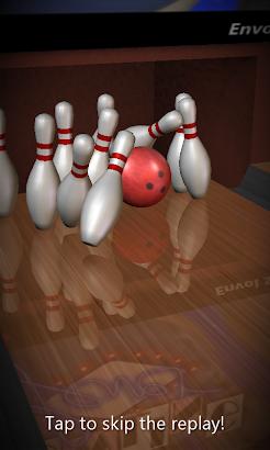 Bowling Fever Lite screenshot