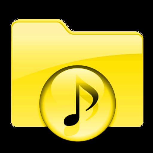 Folder Songs Player 音樂 App LOGO-APP試玩