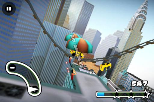 3D Rollercoaster Rush NewYork 1.6.10 screenshots 4