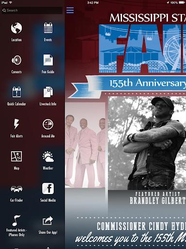 【免費娛樂App】Mississippi State Fair-APP點子