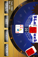 Screenshot of BlackJack 21 Casino Free