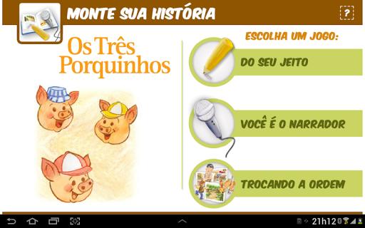 Coleu00e7u00e3o Ferinha - Tru00eas Porq 1.0.0 screenshots 1