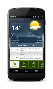 LANDI Wetter - screenshot thumbnail