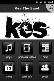 Kes The Band - screenshot thumbnail