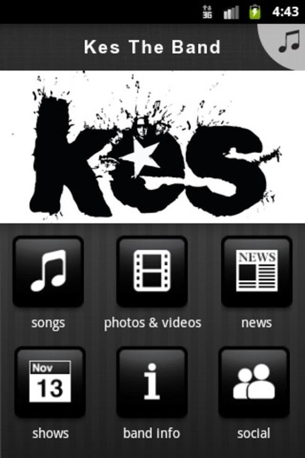 Kes The Band - screenshot