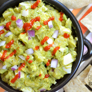 Best Ever Avocado Dip