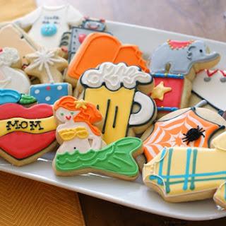 Decorating Cookies Cookbook Giveaway.