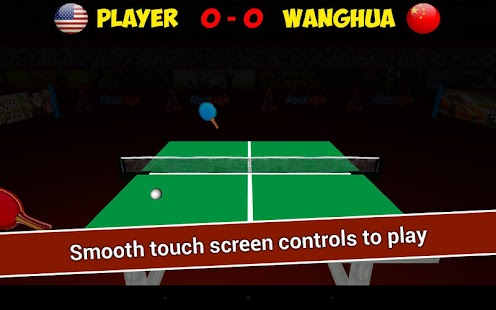 Real Ping Pong - Table Tennis- screenshot thumbnail