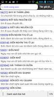 Screenshot of Karaoke Viet (co loi bai hat)