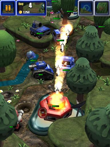 Игра Great Little War Game 2 для планшетов на Android