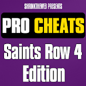 Pro Cheats - Saints Row 4 Edn.