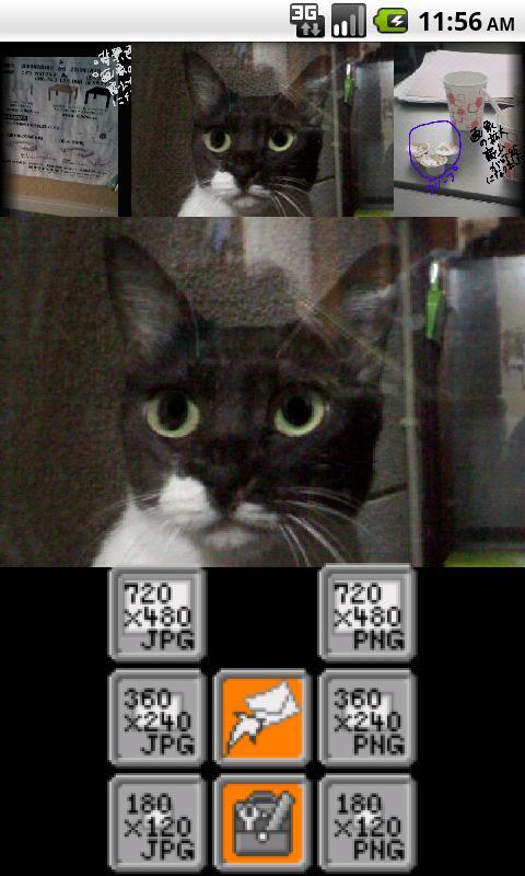 スナップメモ 写真手書きメモ- スクリーンショット