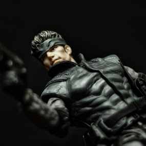 Metal Gear Solid by Joel Rilloraza - Artistic Objects Toys