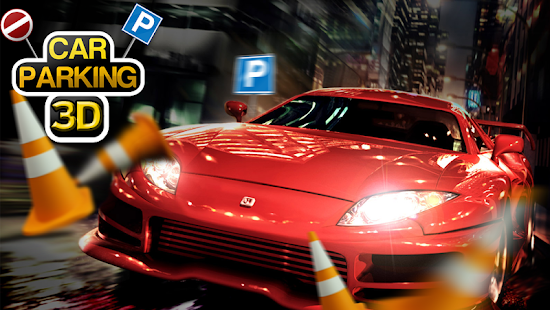 3D Car Parking- screenshot thumbnail