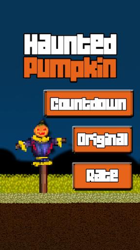 Haunted Pumpkin Free