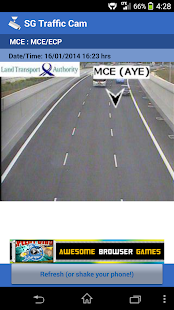 SG Traffic Cam - screenshot thumbnail