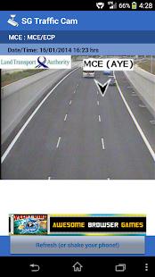 SG Traffic Cam - screenshot thumbnail