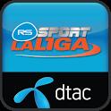 La Liga by dtac icon
