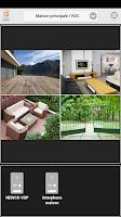 Screenshot of HomeConfort