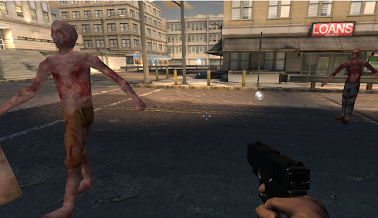 3D Dead Zombie Shooting - screenshot thumbnail