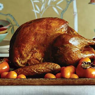Spiced Roasted Turkey.