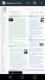 Atlas Web Browser Screenshot 4