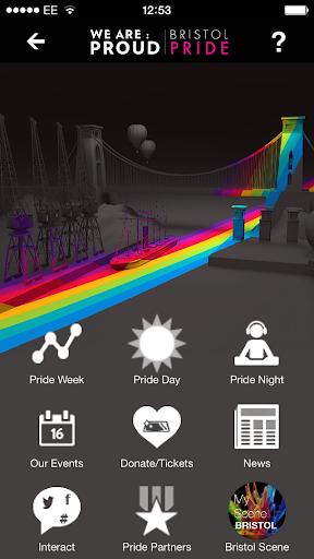 Bristol Pride 2014