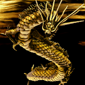 Golden God Dragon