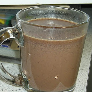 Alcoholic Hot Chocolate