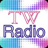 卓越的台灣電台, 台灣收音機