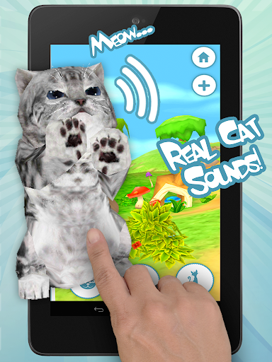 Talking Cat Funny Kitten Sound for PC
