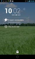 Screenshot of n'4get DashClock Extension
