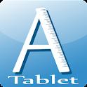 Aufmaß Tablet icon